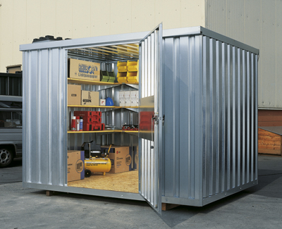 Material-Container